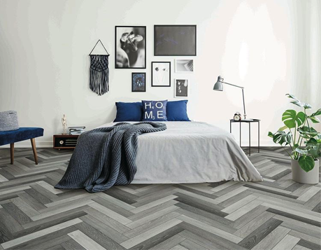 COREtec Plus Enhanced Herringbone - Antioch Oak