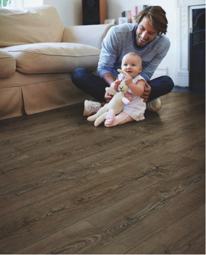 USFloors COREtec Plus HD Sherwood - Rustic Pine