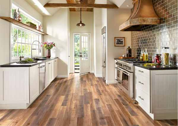Armstrong   Global Reclaim Worldly Hue Laminate Flooring In Los Angeles