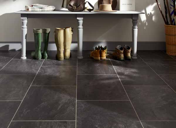 Luxury vinyl tile flooring in Los Angeles