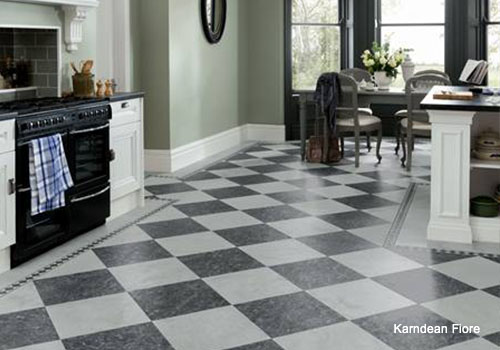 Vinyl Flooring & Luxury Vinyl Tile
