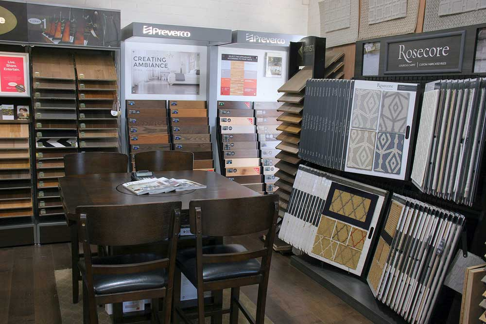 Los Angeles hardwood flooring store