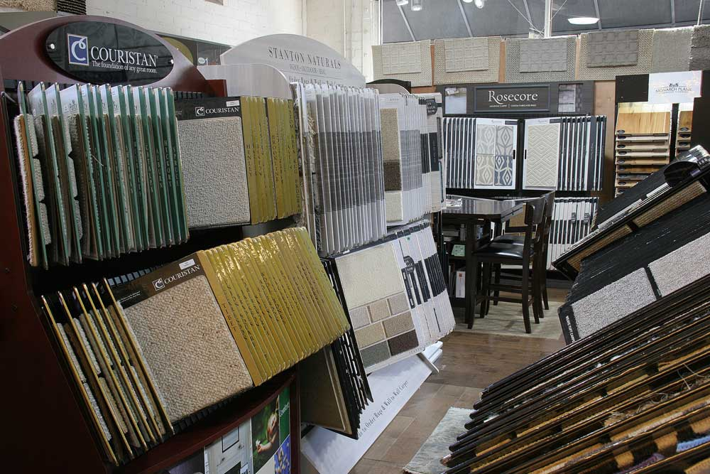 vinyl flooring store in Los Angeles