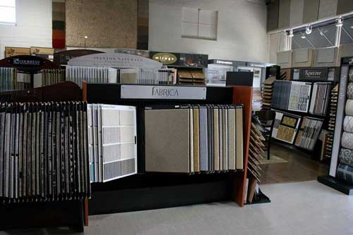 Los Angeles carpet and wood flooring store