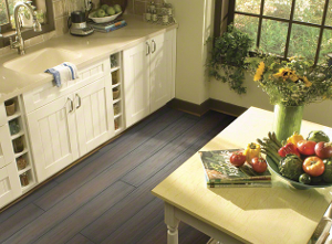Laminate flooring by Shaw Floors